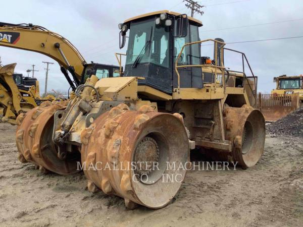 Detail photo of 2008 Caterpillar 826H from Construction Equipment Guide