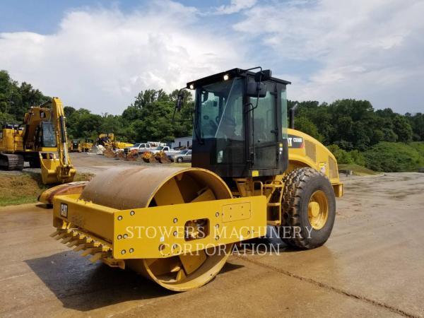 Detail photo of 2019 Caterpillar CS56 from Construction Equipment Guide