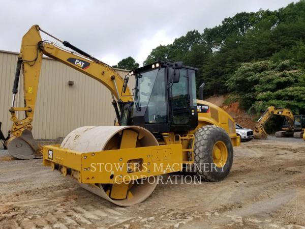 Detail photo of 2015 Caterpillar CS56B from Construction Equipment Guide