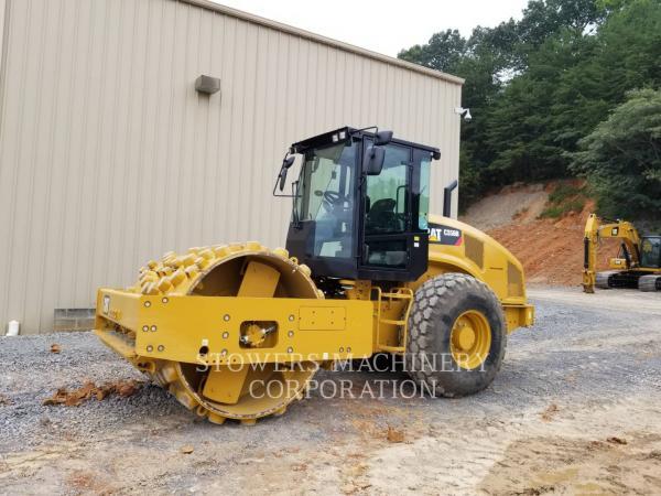 Detail photo of 2015 Caterpillar CS56 from Construction Equipment Guide