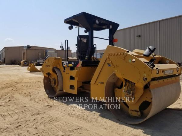 Detail photo of 2014 Caterpillar CB54 from Construction Equipment Guide