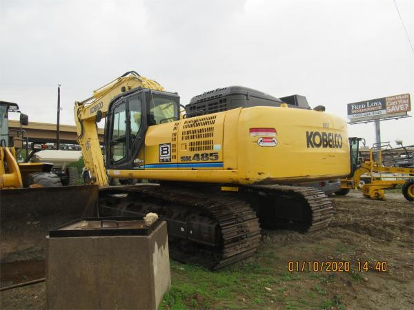 Detail photo of 2013 Kobelco SK485 MARK 9 from Construction Equipment Guide