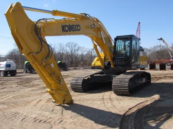 Detail photo of 2019 Kobelco SK300 LC-10 from Construction Equipment Guide