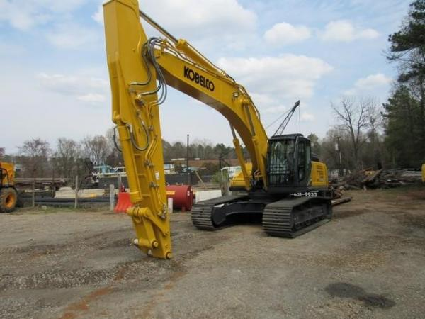Detail photo of 2019 Kobelco SK350 LC-10 from Construction Equipment Guide