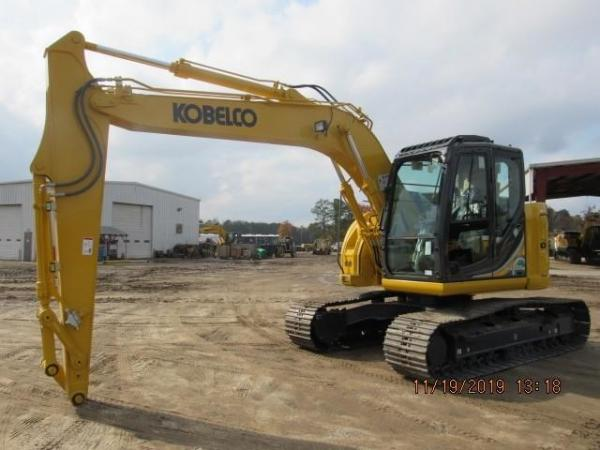 Detail photo of 2020 Kobelco SK140SR LC-5 from Construction Equipment Guide