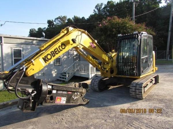 Detail photo of 2017 Kobelco SK85CS-3E from Construction Equipment Guide
