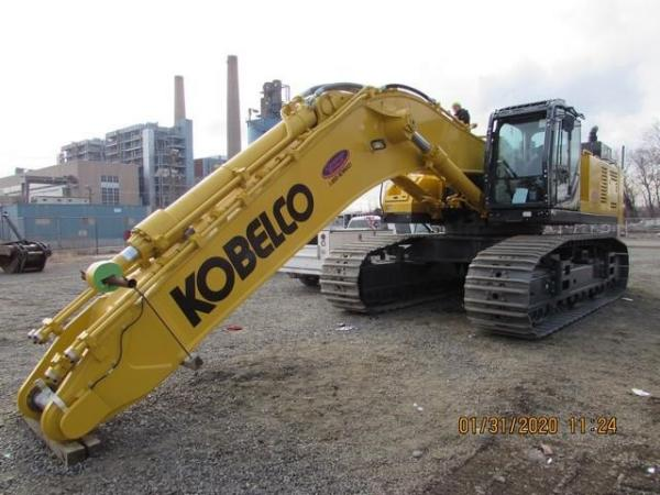 Detail photo of 2020 Kobelco SK850 LC-10 from Construction Equipment Guide