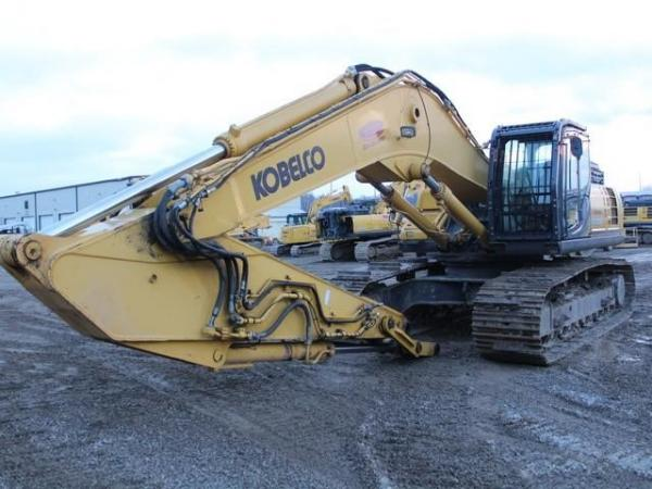 Detail photo of 2015 Kobelco SK500 LC-9 from Construction Equipment Guide
