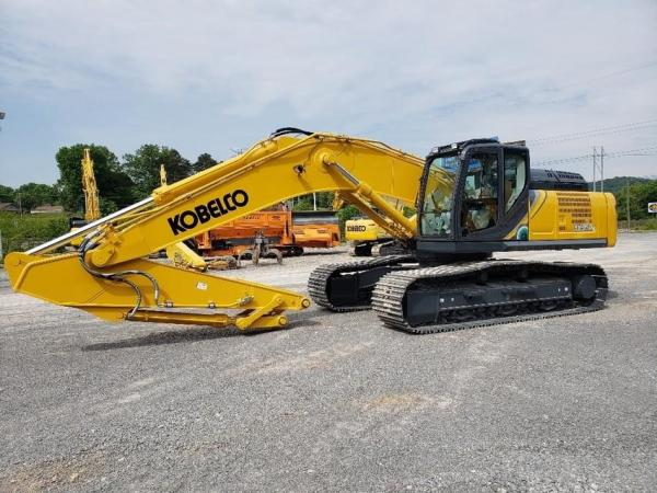 Detail photo of 2020 Kobelco SK350 LC-10 from Construction Equipment Guide