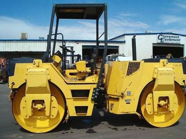 Detail photo of 2000 Bomag BW 141 AD-2 from Construction Equipment Guide