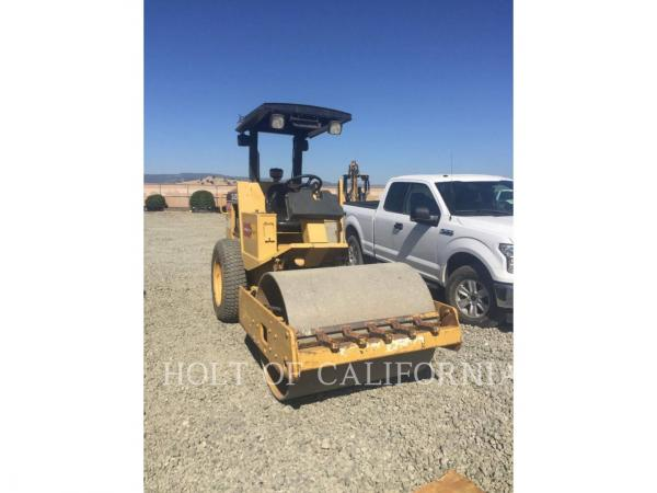 Detail photo of 2007 Caterpillar CS323 from Construction Equipment Guide