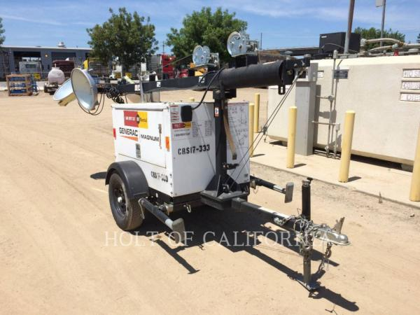 Detail photo of 2017 Magnum LIGHT TOWER from Construction Equipment Guide