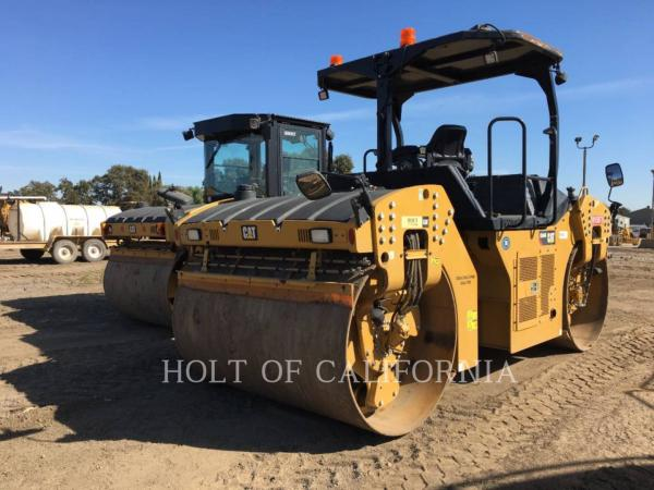 Detail photo of 2018 Caterpillar CB64B from Construction Equipment Guide