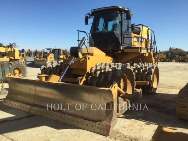 Detail photo of 2017 Caterpillar 825K from Construction Equipment Guide