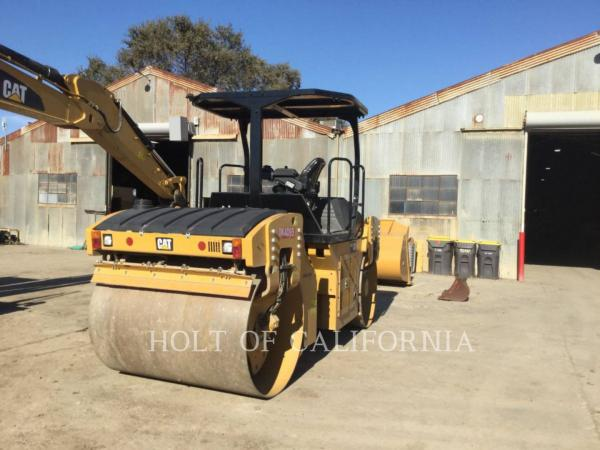 Detail photo of 2016 Caterpillar CB54B from Construction Equipment Guide