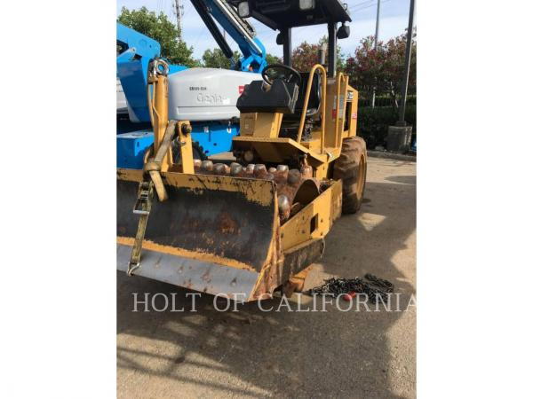 Detail photo of 2006 Caterpillar CP323C from Construction Equipment Guide