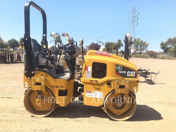 Detail photo of 2017 Caterpillar CB22B-MB from Construction Equipment Guide