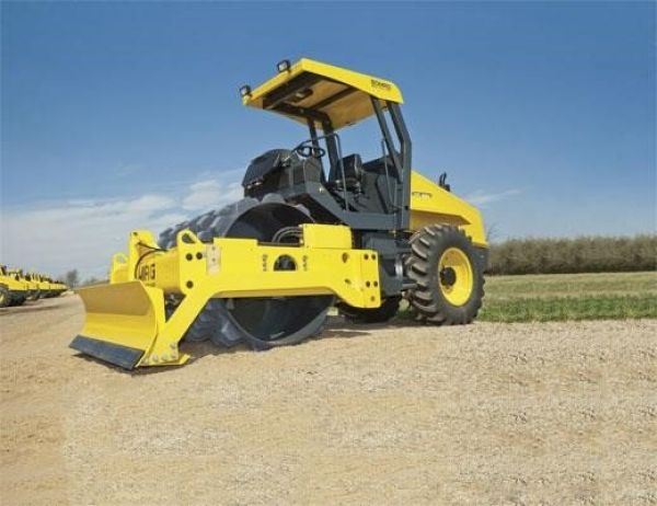 Detail photo of 2019 Bomag BW 177 PDH-5 from Construction Equipment Guide