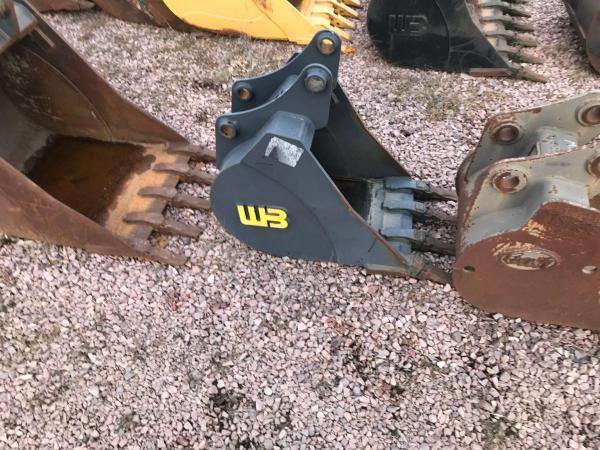 Detail photo of 2016 Werk-Brau 18IN. BUCKET W/ESCO TEETH from Construction Equipment Guide