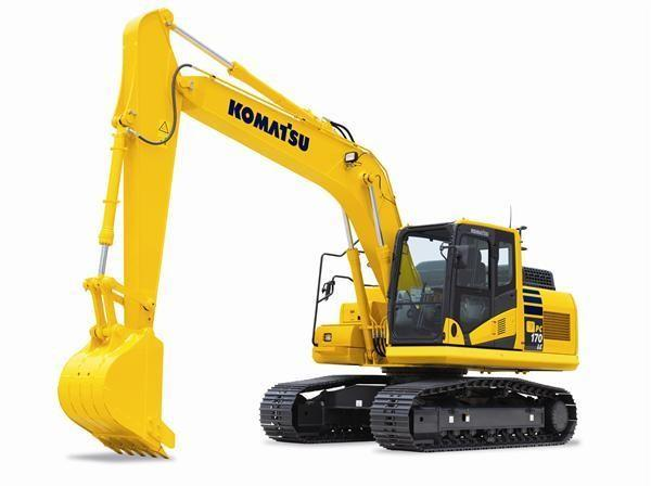 Detail photo of 2020 Komatsu PC170LC-11 from Construction Equipment Guide