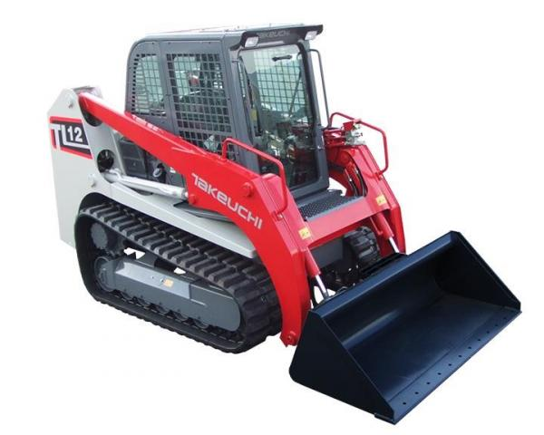 Detail photo of 2020 Takeuchi TL12R2 from Construction Equipment Guide