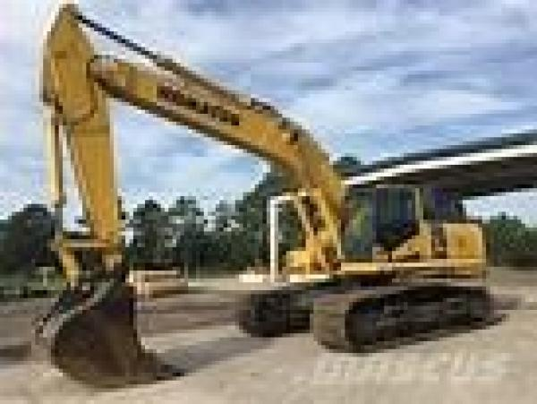 Detail photo of 2020 Komatsu PC490LC-11 from Construction Equipment Guide