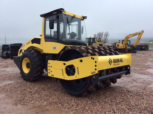 Detail photo of 2019 Bomag BW 211 PDH-5 from Construction Equipment Guide
