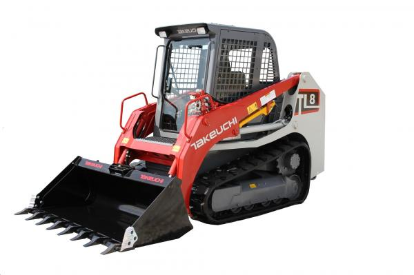 Detail photo of 2020 Takeuchi TL8R from Construction Equipment Guide