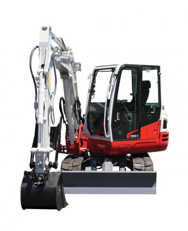 Detail photo of 2019 Takeuchi TB250 from Construction Equipment Guide