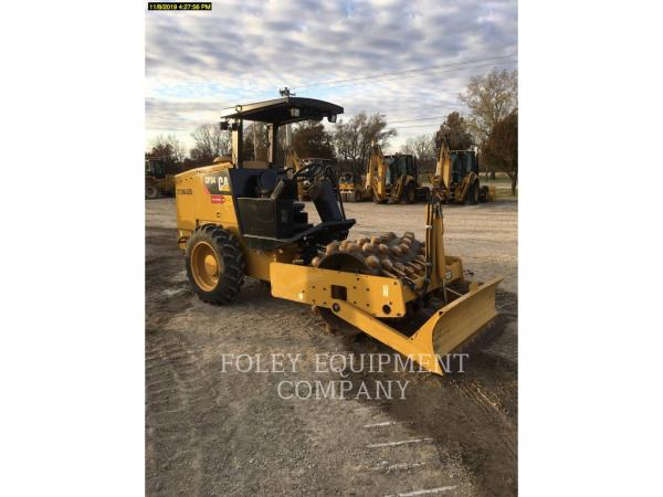 Detail photo of 2017 Caterpillar CP34 from Construction Equipment Guide