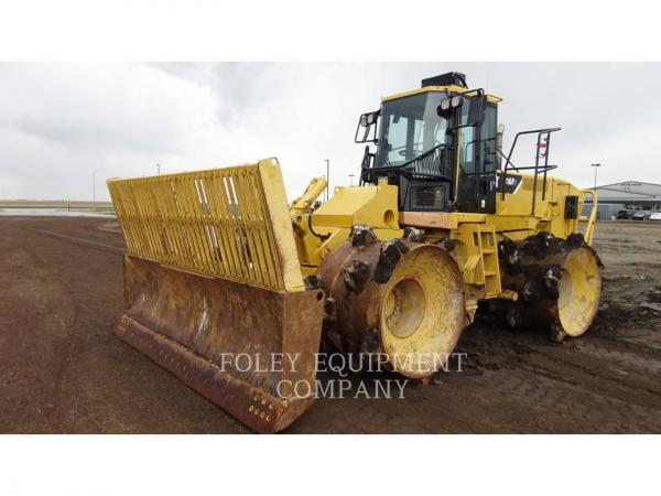 Detail photo of 2007 Caterpillar 816F II from Construction Equipment Guide