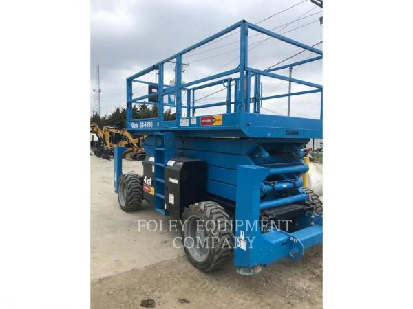 Detail photo of 2017 Genie GS-4390 RT from Construction Equipment Guide