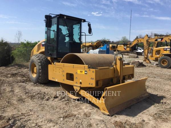 Detail photo of 2016 Caterpillar CS56B from Construction Equipment Guide