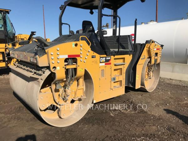 Detail photo of 2017 Caterpillar CB68B from Construction Equipment Guide
