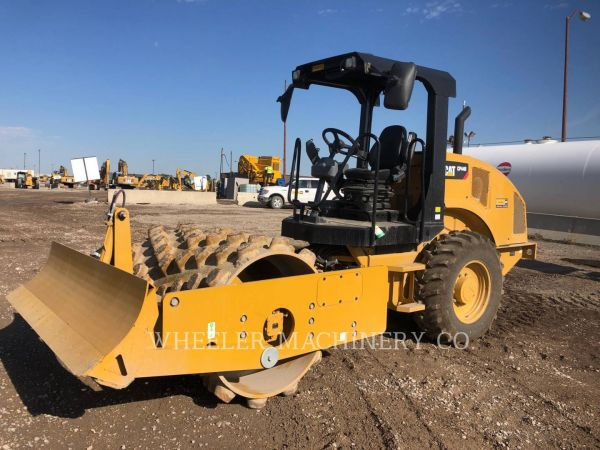 Detail photo of 2018 Caterpillar CP44B from Construction Equipment Guide