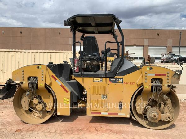 Detail photo of 2013 Caterpillar CB54B C SD from Construction Equipment Guide