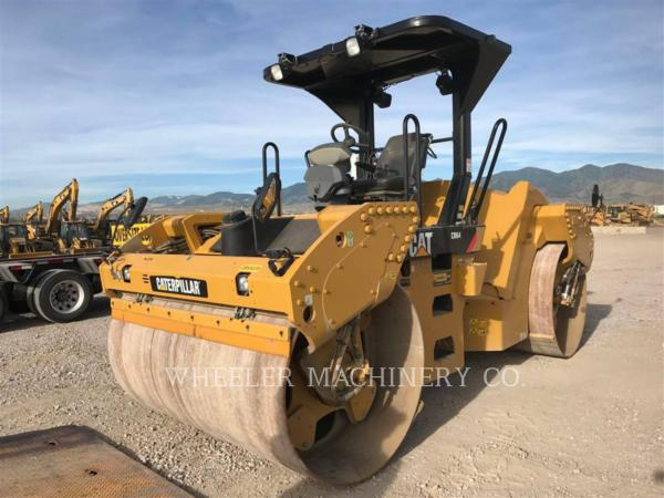Detail photo of 2015 Caterpillar CB64 R9 from Construction Equipment Guide