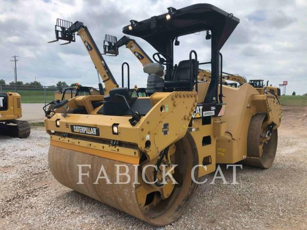 Detail photo of 2014 Caterpillar CB64 ARO from Construction Equipment Guide