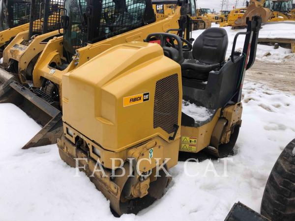 Detail photo of 2016 Caterpillar CB14B from Construction Equipment Guide