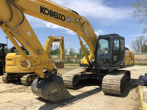 Detail photo of 2019 Kobelco SK210 LC-10 from Construction Equipment Guide