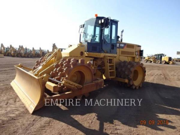 Detail photo of 2007 Caterpillar 815F from Construction Equipment Guide