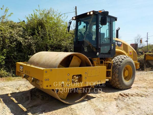 Detail photo of 2017 Caterpillar CS-56B from Construction Equipment Guide
