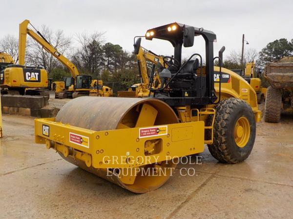 Detail photo of 2016 Caterpillar CS-56B from Construction Equipment Guide