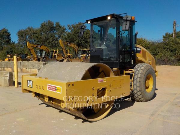 Detail photo of 2014 Caterpillar CS-66B from Construction Equipment Guide