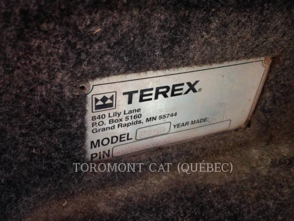 Detail photo of 2010 Terex PT50 from Construction Equipment Guide