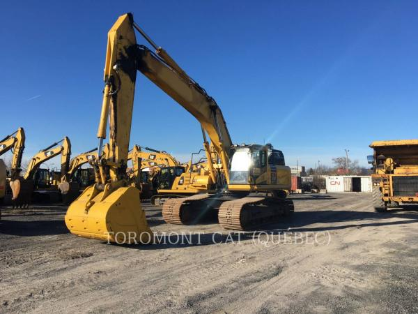 Detail photo of 2018 Komatsu PC490 from Construction Equipment Guide