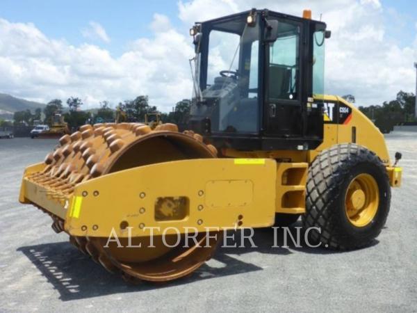 Detail photo of 2011 Caterpillar CS54 from Construction Equipment Guide