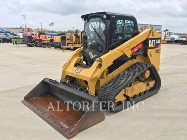 Detail photo of 2017 Caterpillar 279D from Construction Equipment Guide