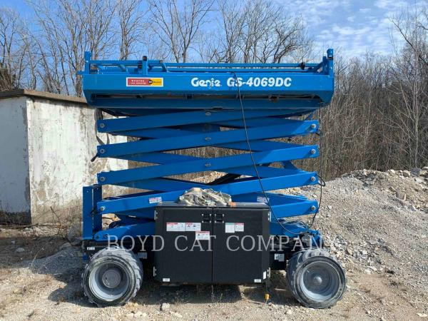 Detail photo of 2016 Genie GS-4069 DC from Construction Equipment Guide