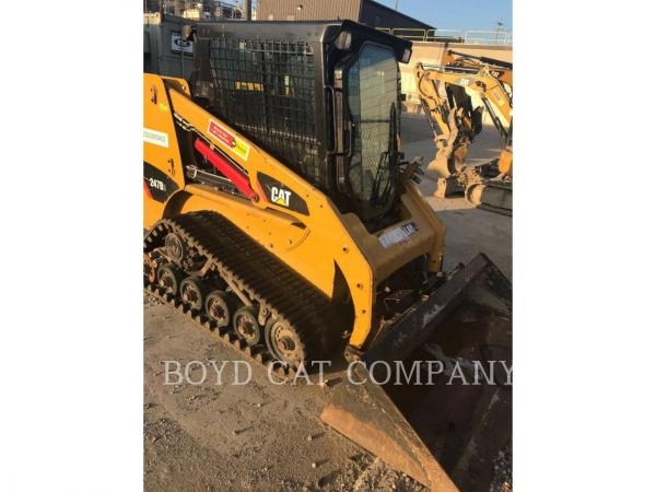 Detail photo of 2014 Caterpillar 247B3 from Construction Equipment Guide